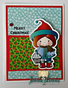 Pause Dream Enjoy: 12 Cards of Christmas Card 12