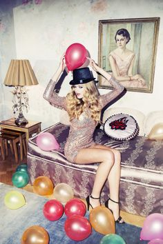 It's My Party | House of Beccaria#