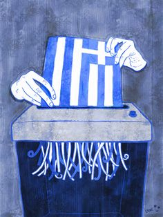 greece in crisis by crosti, via Flickr