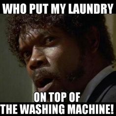 the unfortunate truth of doing laundry in dormrooms