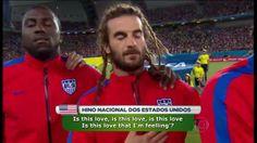 tá tendo bob marley tmb. #copadomundo #copa2014 #worldcup #tatendomuitacopa