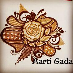 Mendhi Basic Mehndi Designs, Floral Henna Designs, Latest Bridal Mehndi Designs, Mehndi Design Photos, Dulhan Mehndi Designs, Beautiful Mehndi Design, Mehndi Designs For Hands, Henna Tattoo Designs, Mehndi Desing
