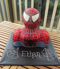 07 2012 - Ethan Mills 4 yrs, Cake #3 (7) - (w) by Cakes By Ade (from Ade's Piccies), via Flickr