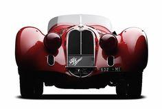 Alfa Romeo 8C 2900 Mille Miglia 1938, Ralph Lauren's classic cars