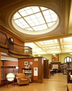 Hennepin County Library Franklin | MS+R Architecture