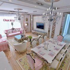 Stunning Ideas To Decorate Stylish Living Room Bedroom Design, House Design, Stylish Living Room, Luxury Interior, Home Decor, House Interior, Hall Decor, Room Design, Room Decor