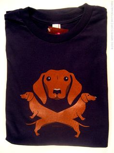 Jolly Doxie by Nerfect.com, via Flickr