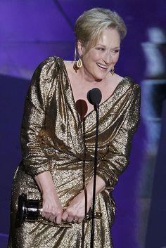 Meryl Streep - Oscar Awards 2012