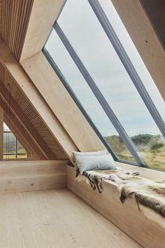 Thatched Roof, Banquette, Skagen, Big Houses, Architectural Digest, Danish Design, Modern Design, Ideal Home, Decoration