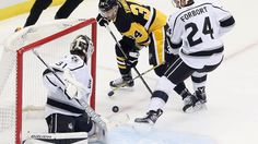 The Pittsburgh Penguins see their 7 game winning streak come to an end when they lose 1-0 to the Los Angeles Kings. But, on the bright side it went to overtime, so the Pens get a point in the standings.