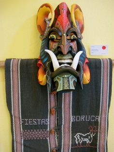 Five Horned Devil by Nidia Fernandez (photo by Judy Bell 2010 425)