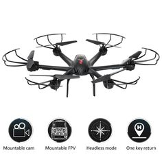 47.99$  Buy now - http://aliw4b.shopchina.info/go.php?t=32715942588 - MJX X600 RC Drone Dron Headless Mode 2.4GHz 6 Axis Gyro Hexacopter with 3D Roll Stumbling Function Helicopter Drones Xmas Gifts  #aliexpresschina