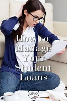Easy ways to manage your student loan debt. Best tactics to tackling your student loans. student debt payoff, #debt #college