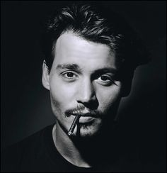 Johny Depp could totally play Rhett Butler with Angelina Jolie as Scarlet if there ever were a remake...