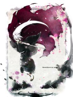 Hagoromo Kitsune from Nurarihyon no Mago / Nura: Rise of the Yokai Clan