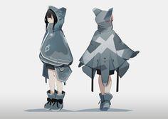 埋め込み Female Character Design, Character Design References, Character Design Inspiration, Character Concept, Character Art, Cute Characters, Anime Characters, Character Costumes, Character Outfits