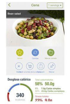 Nutrino (App para control de dieta)