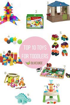 Top Ten Toys for Toddlers Private Preschool, Toddler Teacher, Block Play, Social Emotional Development, Play Based Learning, Gross Motor Skills, Finger Painting, Early Childhood Education, Toddler Toys