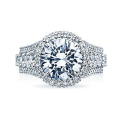 A beautiful new style from Tacori.