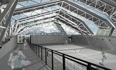 Risultati immagini per sport center architecture design