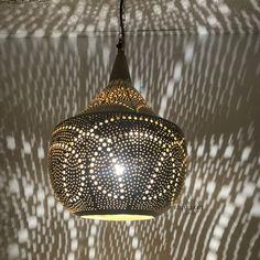 Modern Moroccan Moroccan Floor Lamp, Moroccan Lighting, Moroccan Lanterns, Modern Moroccan, Moroccan Style, Narrow Entryway, Hanging Pendants, Bulb, Brass