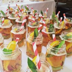 Deluxe Fine Food Package: Summer Pimm's @GGWeddings
