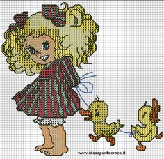 CANDY BABY CROSS STITCH by syra1974.deviantart.com on @DeviantArt