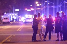 A gunman opened fire inside at a gay nightclub in Orlando, Fla., early Sunday, killing 50 people and wounding 53 others in the deadliest mass shooting in U.S. history.