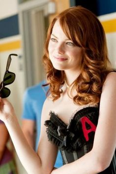 Olive by Emma Stone in Easy A, 2010
