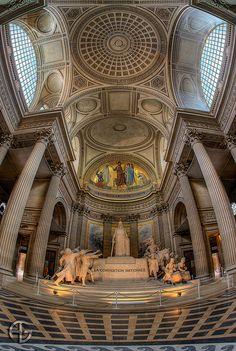 Panthéon, Paris France