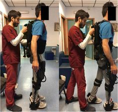 [ARTICLE] Shaping neuroplasticity by using powered exoskeletons in patients with stroke: a randomized clinical trial – Full Text Powered Exoskeleton, Neuroplasticity, Brain Injury, Robotics, Trials, Assessment, Clinic, Watch, Robots