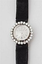 "Jaeger Lecoultre - Lady's ""Duoplan"" wristwatch"