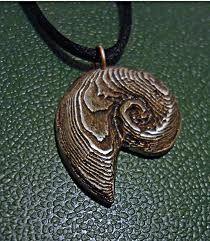 Jewelry cast using cuttlefish bones