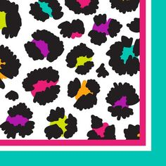 Buy 2ply Leopard Beverage Napkin 20-count at Walmart.com Cheetah Birthday, Beverage Napkins, Paper Napkins, Yummy Drinks, Counting, Party Themes, Party Supplies, Beverages, Walmart