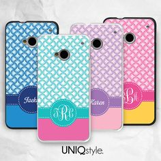 Custom made personalized phone case for HTC one m7 m8 by Uniqstyle, $12.99