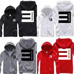 Neue Mode Eminem Hip Pop Starke Unisex Hoodie Sweatshirts Kostüm