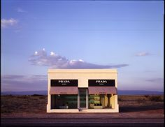 Prada Marfa, near Valentine TX.  Should try to make a road trip there for photo opportunities!