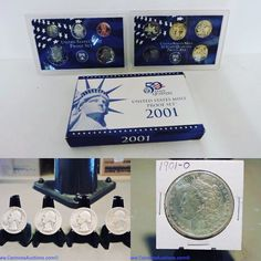 Massive amount collectable American Currency. Bids close Mon, 1 May, from 6 pm ET. https://bid.cannonsauctions.com/cgi-bin/mnlist.cgi?redbird28/category/COINS