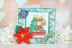 Tattered Twinkle Twinkle, Christmas Cards, Projects To Try, Seasons, Frame, Inspiration, Home Decor, Collection, Christmas E Cards