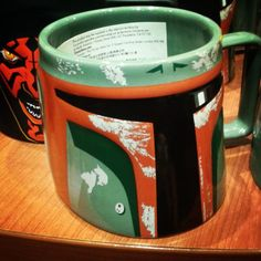 I want this for drinking coffee during Star Wars rpg. #mandalorian #sagaedition