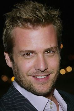Holy shit balls.. Harvey Specter (Gabriel Macht) - so hot, witty and cocky! <3