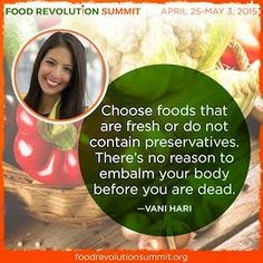 CONCERNED ABOUT YOUR HEALTH? Vani Hari, Best Diets, Superfood, Live For Yourself, Real Food Recipes, Revolution, Let It Be, Health, Babe