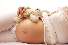 last month of pregnancy