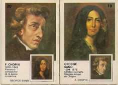 F. Chopin - George Sand