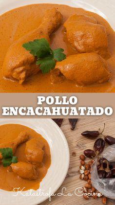 Healthy Chicken Recipes, Mexican Food Recipes, Real Food Recipes, Healthy Snacks, Snack Recipes, Cooking Recipes, Yummy Food, Comida Diy, Salty Foods