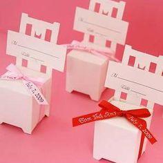 236342d3f69 Personalized Custom Printed Chair Favor Box - 100pcs - Customize. Wedding  Supplies WholesaleDiy Wedding SuppliesDiy Party ...
