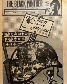 Emory Douglas, Famous Art Pieces, Black Panther Party, Powerful Art, Vietnam, Artist, Artists