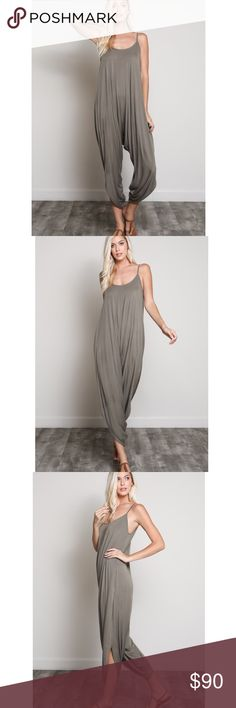 Cropped jumper romper Yet new weekend go to outfit. Super soft cropped jumper. Loose fitting for ultimate comfort! You'll it in ever color! 191198  Sizes: S/M , M/L (other sizes listed for size comparison)   ❤I have over 300 new with tag Free People items for sale! I love to offer bundle discounts!  ❤No trades. love the item but not the price? Submit an offer! Function & Fringe Pants Jumpsuits & Rompers