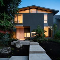 430 House / D'Arcy Jones Architecture