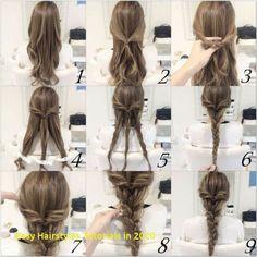Box Braids Hairstyles, Braided Hairstyles Tutorials, Easy Hairstyles For Long Hair, Braids For Long Hair, Braid Hair, Pixie Lang, Afro Hair Girl, Long Thin Hair, Cool Blonde